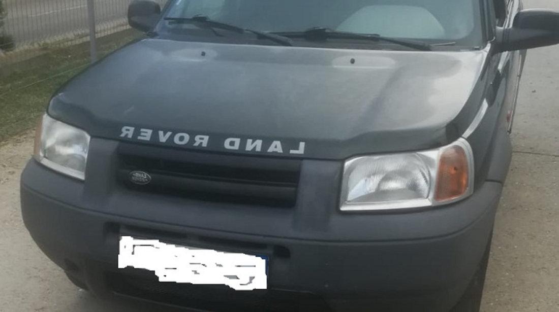 GRILA FATA CU SIGLA LAND ROVER FREELANDER FAB. 1998 - 2006 ⭐⭐⭐⭐⭐