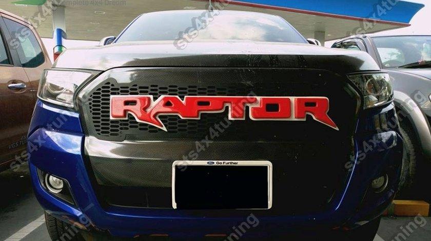 GRILA FATA FORD RANGER T6 MC 2015-2018 [RAPTOR]