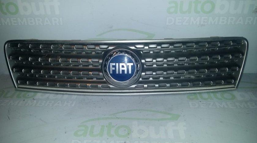Grila Fata Radiator Fiat Punto II (1999-2010) 1.2i facelift