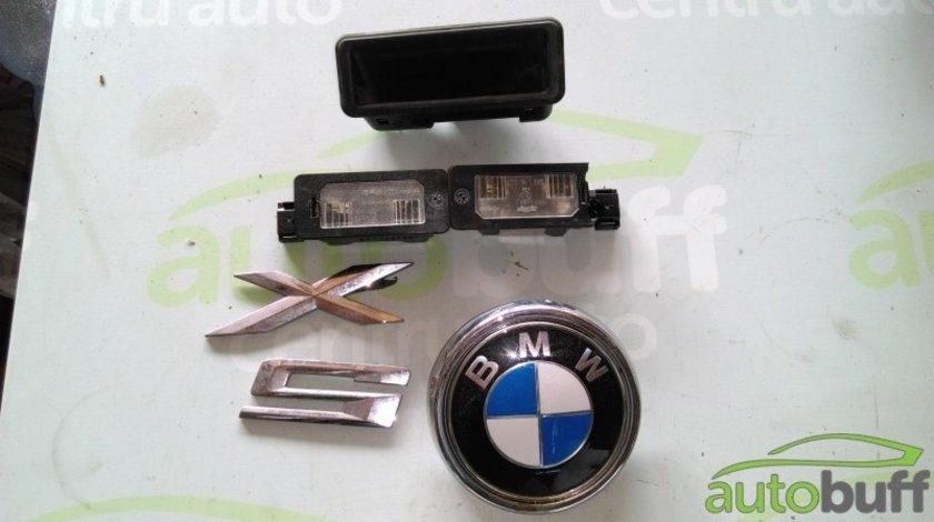 Grila Haion BMW X5 E70 (2007–2013) LAMPI HAION