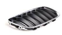 Grila laterala crom/negru stanga BMW X5 E53 00/07 ...