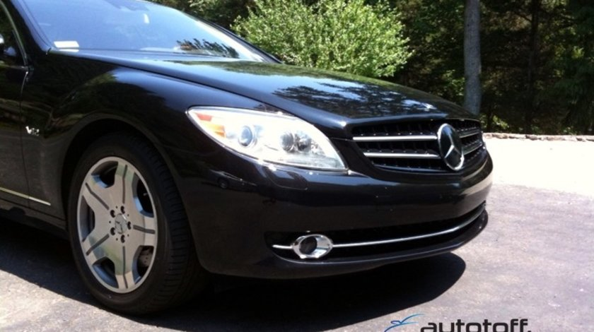 Grila Merccedes Benz S-Class W221 model CL