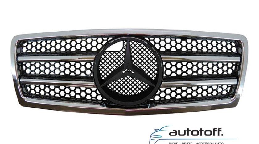 Grila Mercedes Benz C-Class W202 model AMG