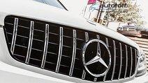 Grila Mercedes Benz C-Class W204 (2007-2014) GT De...