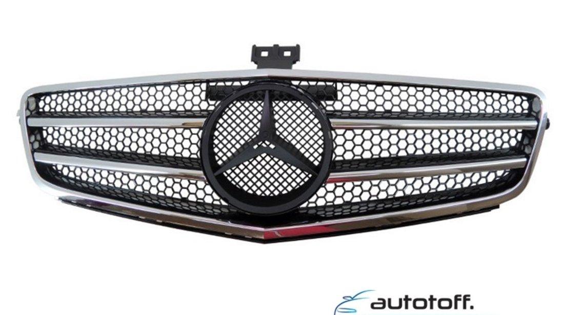 Grila Mercedes Benz C-Class W204 model AMG