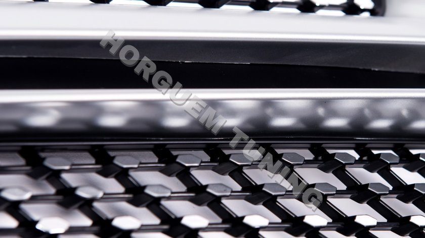 Grila Mercedes Benz E-Class W212 (09-12) DIAMOND DESIGN