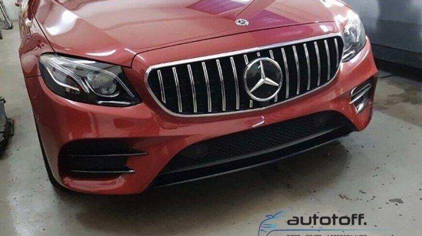 Grila Mercedes Benz E-Class W213 S213 (2016+) GT Design
