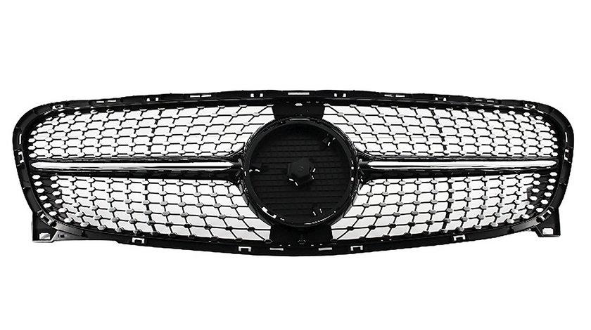 Grila mercedes benz GLA X156 (2014-2016) Diamond design