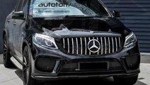 Grila Mercedes Benz GLE Coupe C292 (15-18) mode GT...