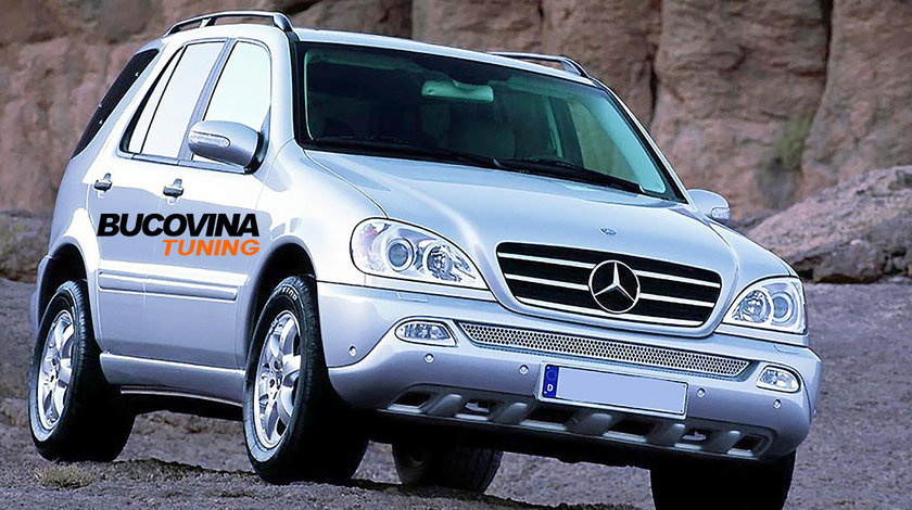 Grila Mercedes Benz ML W163 (98-05) ML63 Design