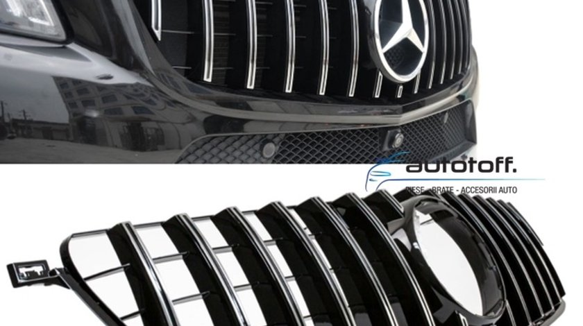 Grila Mercedes Benz ML W166 (12-15) GT Design
