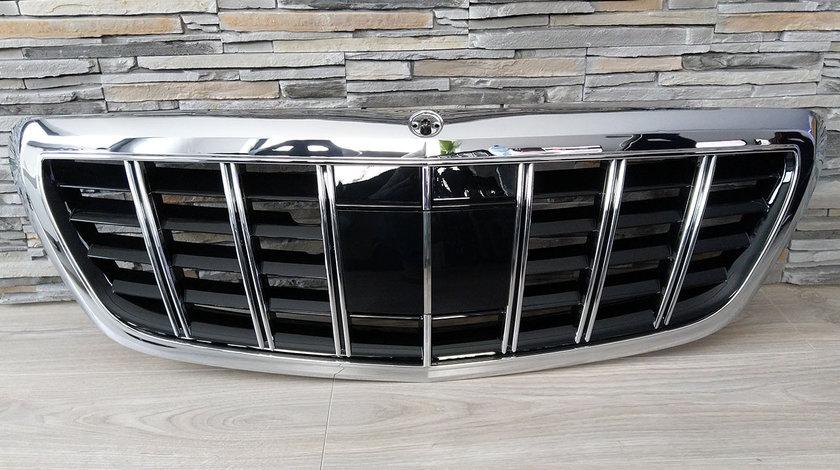Grila Mercedes Benz S-Class W222 (13-17) GT Design