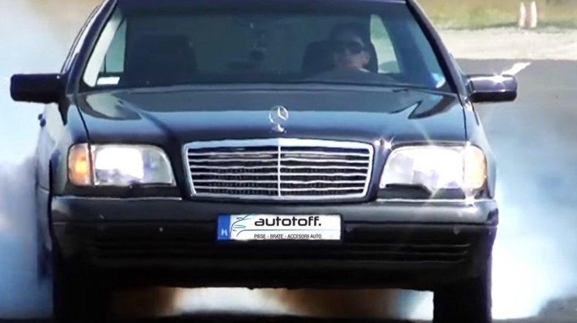 Grila Mercedes Benz S-Clsas W140