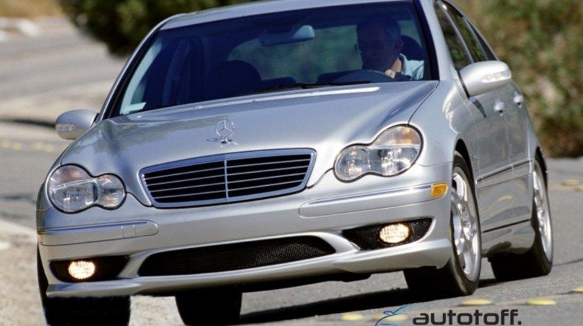 Grila Mercedes C-Class W203 model AMG