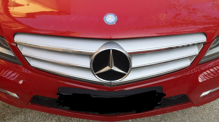Grila Mercedes c220 cdi w204 facelift AMG
