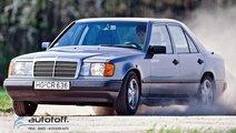Grila Mercedes E-Class W124 model Avantgarde