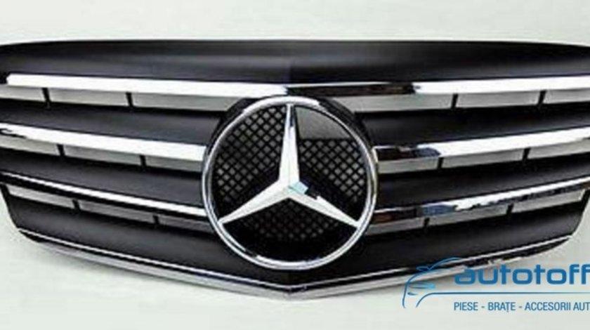 Grila Mercedes E Class W211 Facelift