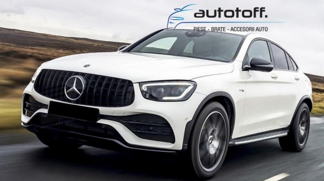 Grila Mercedes GLC SUV X253 Coupe C253 (2019+) AMG Line