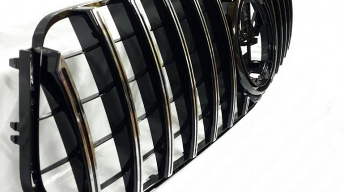Grila Mercedes GLE suv W167 coupe C167 (2019+) model GT Panamericana