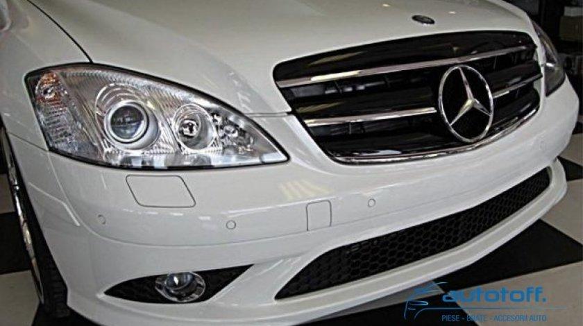 Grila Mercedes S Class W221 Facelift CL