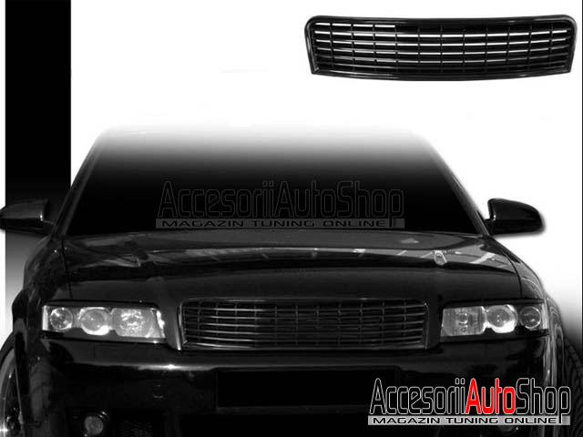 Grila Neagra Audi A4 B6 Fara Semn