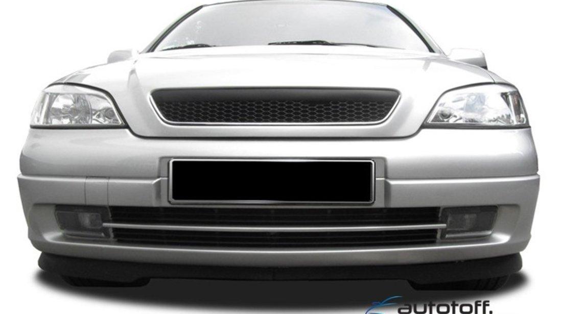 Grila Opel Astra G model Honeycomb