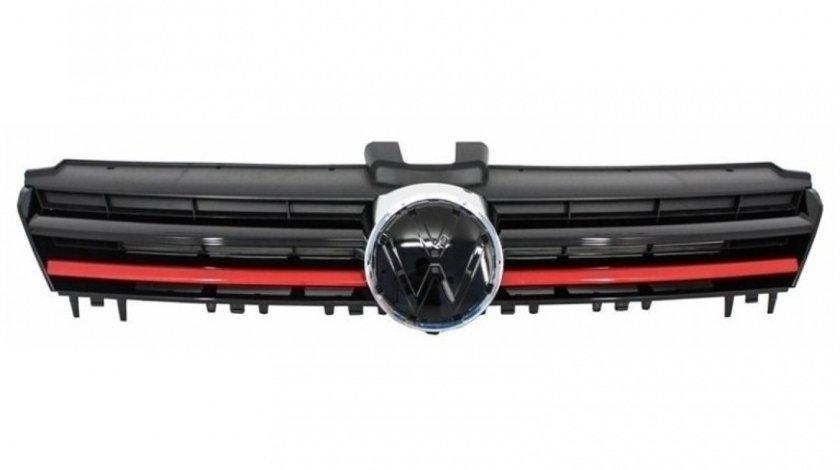 Grila Radiator Am Volkswagen Golf 7 2012→ GTI R-Line FGVWG7R