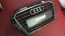 Grila radiator Audi A3 S line sportback 2011 2014 ...