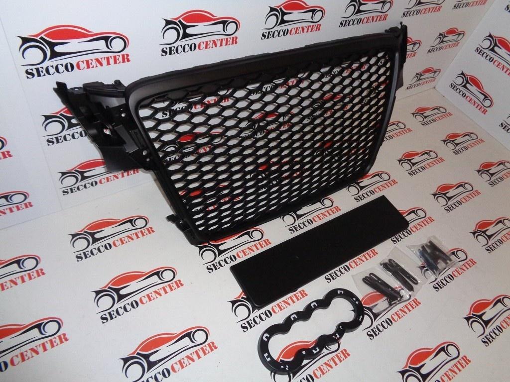 Grila radiator AUDI A4 B8 2007 2008 2009 2010 2011 2012 aspect RS