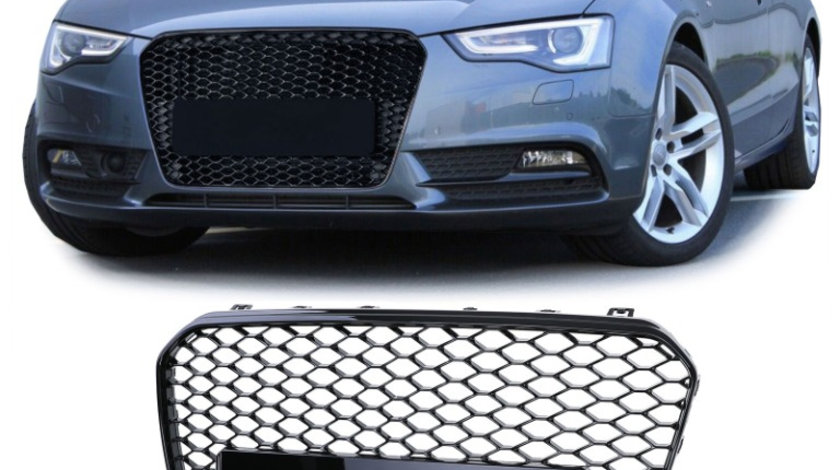 Grila radiator Audi A5 B8 RS Look