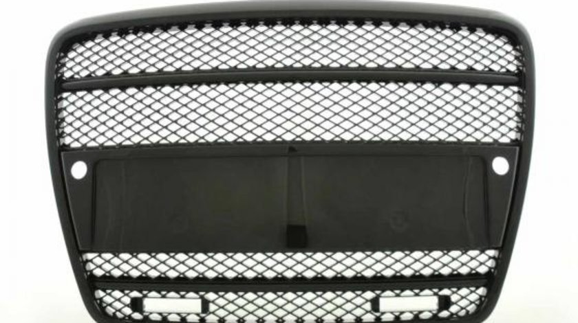 GRILA RADIATOR AUDI A6 4F BLACK CU DAYLINE -COD FKSG33410-1