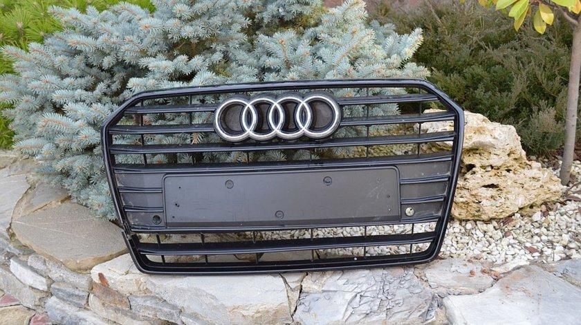Grila radiator Audi A6 4G facelift  s-line 4G0853653K