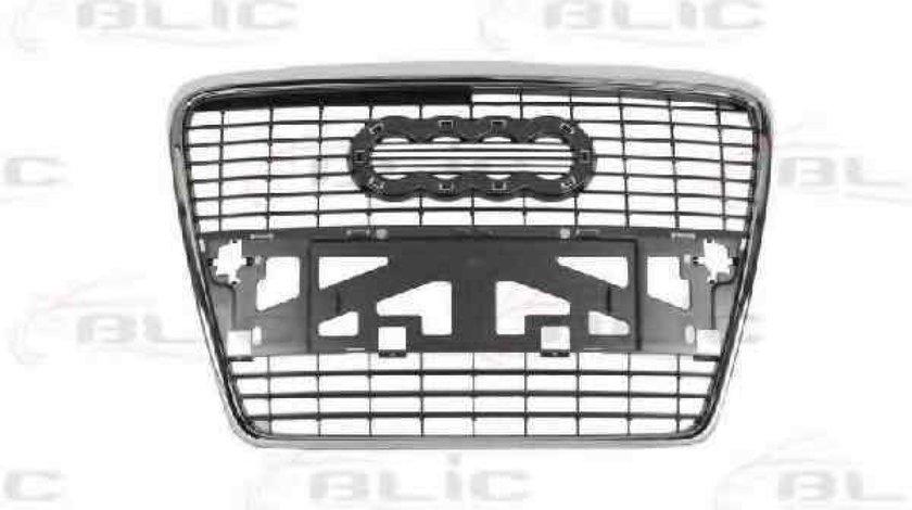 Grila radiator AUDI A6 Avant 4F5 C6 Producator BLIC 6502-07-0031990P
