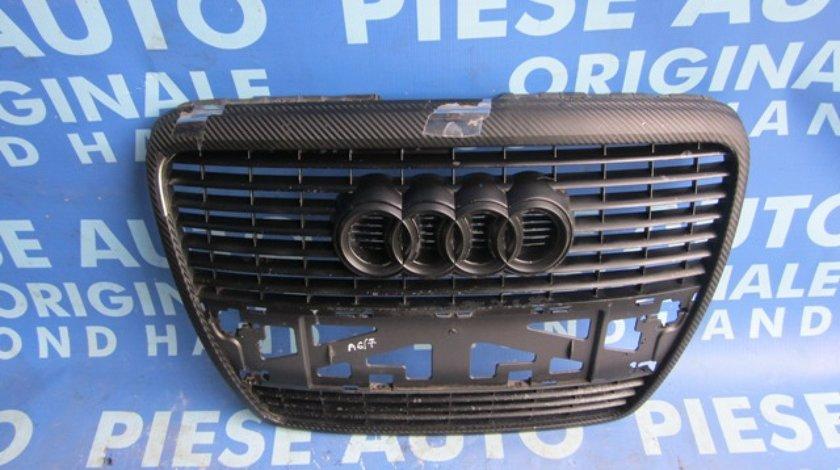 Grila radiator Audi A6 C6; 4F0853651