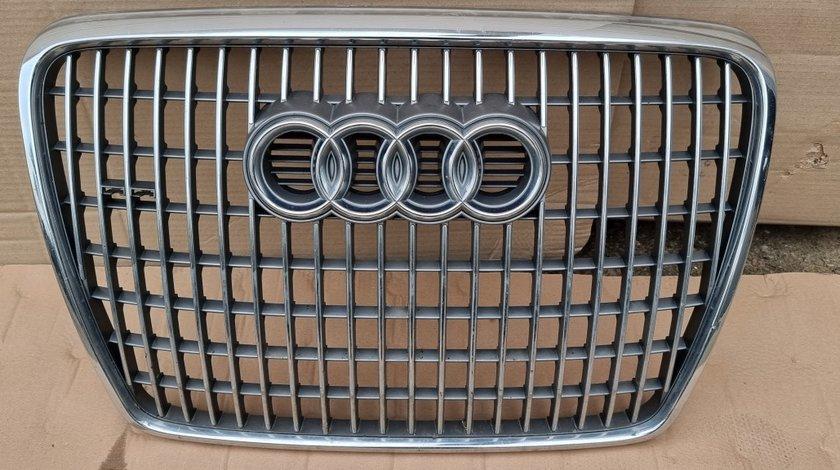 Grila radiator Audi A6 C6 Allroad 4F 2005 2006 2007 2008