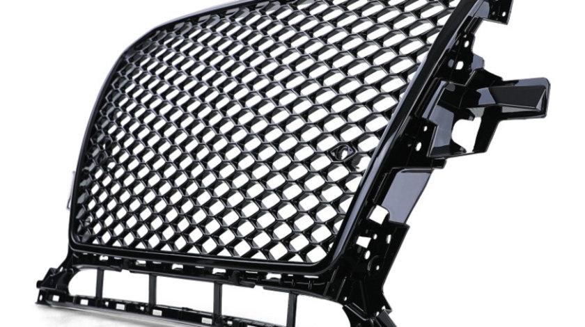 Grila radiator Audi Q5 8R fundal negru (RS Look)