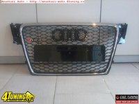 GRILA RADIATOR AUDI RS4 -GRILA RADIATOR AUDI A4 B8 RS4