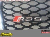 GRILA RADIATOR AUDI RS6 -GRILA RADIATOR AUDI A6 4F RS6