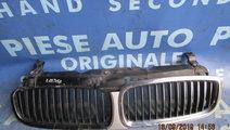 Grila radiator BMW E65 2004;  511370377279 (cu fis...