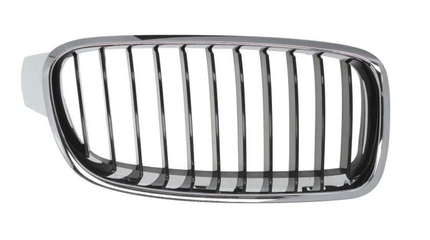 Grila radiator BMW Seria 3 (F30, F35, F80) (2011 - 2016) PRASCO BM0282003 piesa NOUA