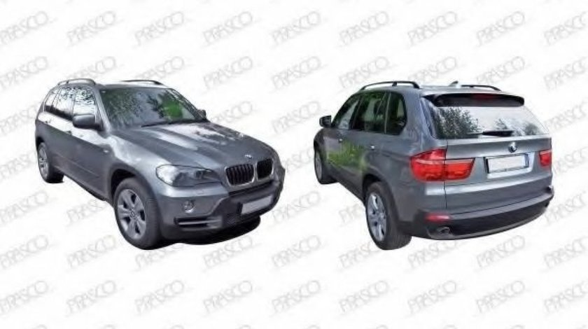 Grila radiator BMW X5 (E70) (2007 - 2013) PRASCO BM8222004 piesa NOUA