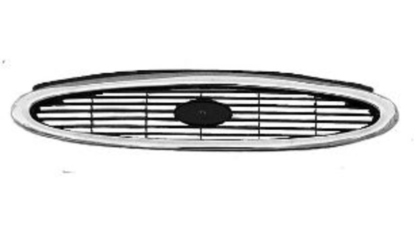 Grila radiator FORD MONDEO II Combi (BNP) (1996 - 2000) VAN WEZEL 1826518 piesa NOUA