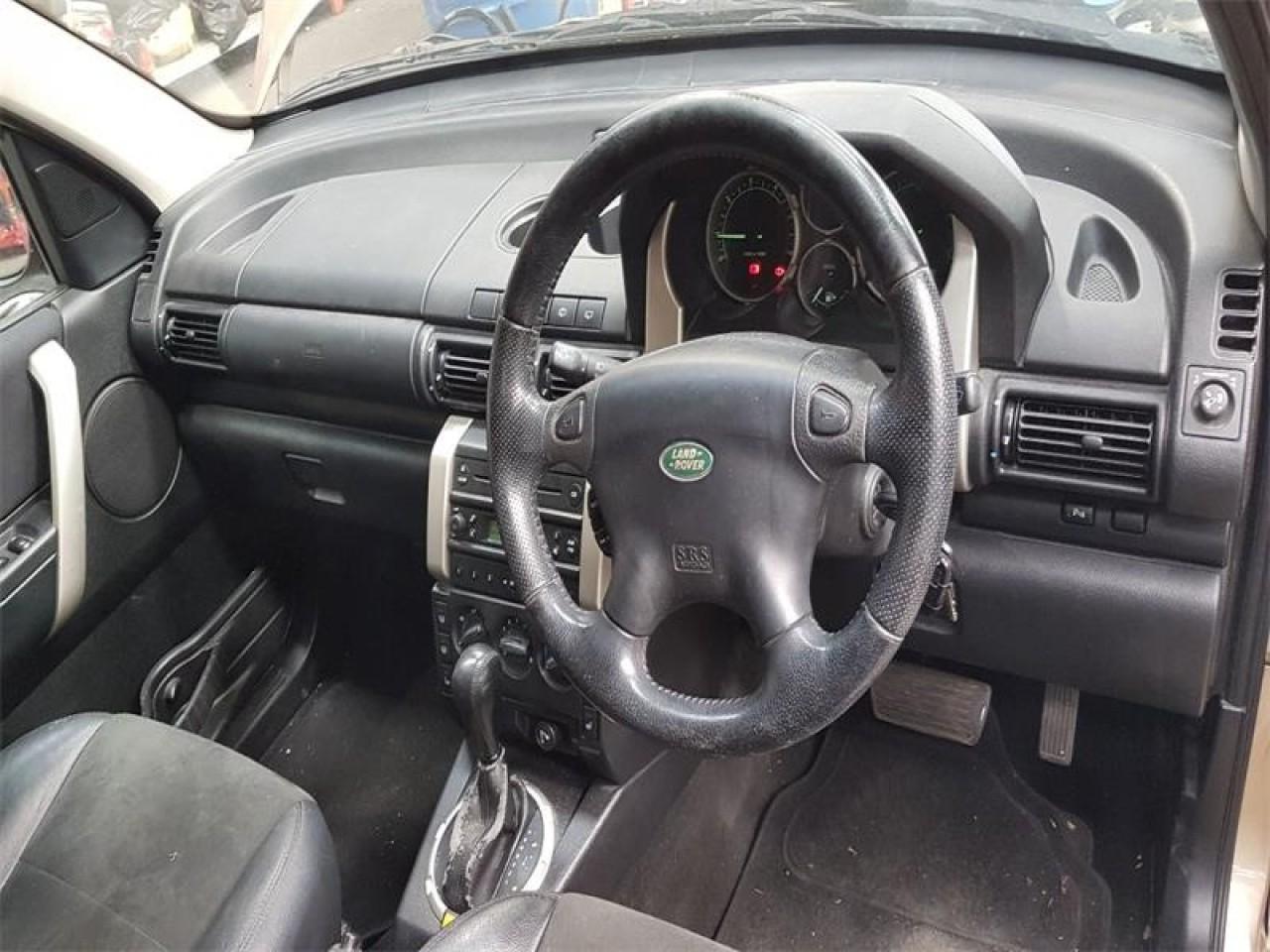 Grila radiator Land Rover Freelander 2005 SUV 2.0 D