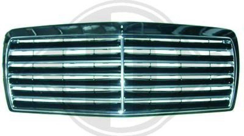 GRILA RADIATOR MERCEDES 190 ( W201) FUNDAL CROM -COD 1620140