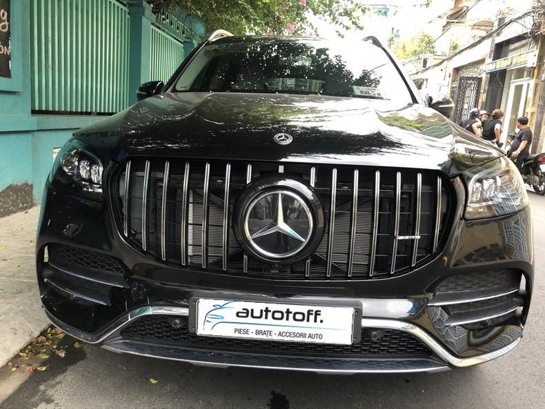 Grila radiator Mercedes Benz GLS X167 (2020+) model GT