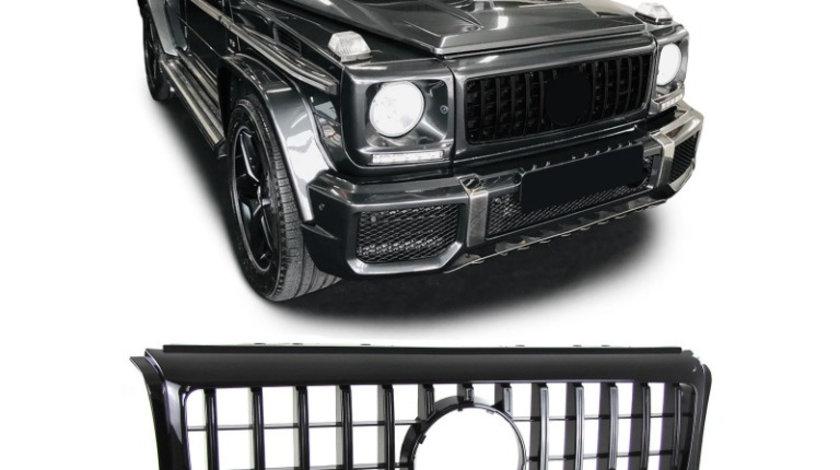Grila radiator Mercedes G-Klasse W463