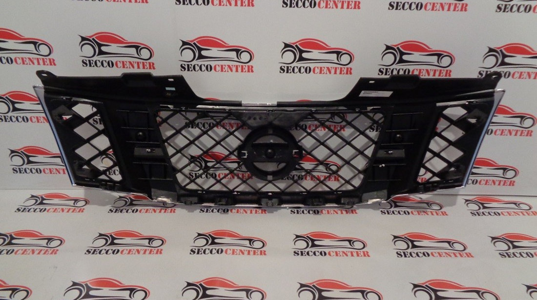 Grila radiator Nissan Navara 2010 2011 2012 2013 2014 2015 crom