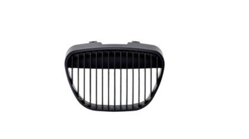 GRILA RADIATOR SEAT IBIZA 6L BLACK/CROM -COD FKSG980