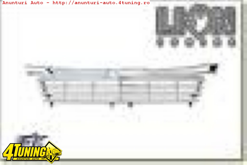 Grila Radiator Vw Bora An Fabricatie 98 04 GRILA FARA EMBLEMA