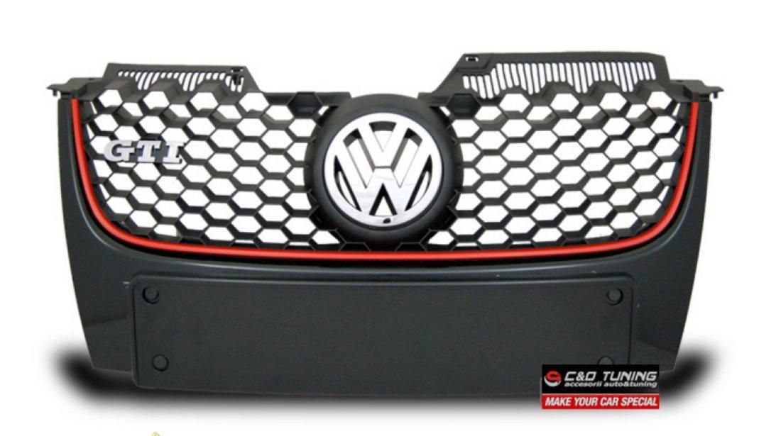 GRILA RADIATOR VW GOLF 5 GTI - GRILA VW GOLF 5 GTI